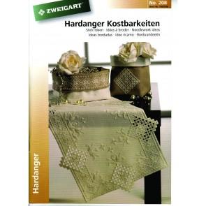 ZWEIGART-Brosch. Hardanger Kostbark. *