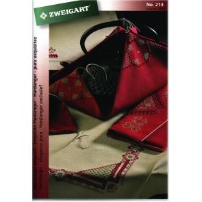 ZWEIGART-Brosch. Hardanger exqu.