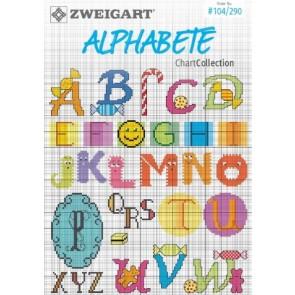 ZWEIGART-Brosch. Alphabete