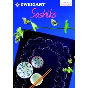 ZWEIGART-Brosch. Sashiko