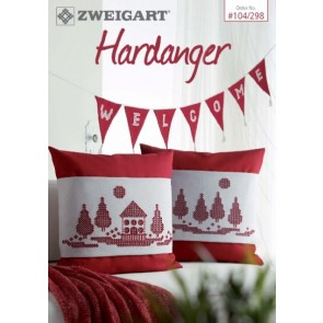 ZWEIGART-Brosch. Hardanger