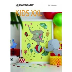 ZWEIGART-Brosch. Kids XXL