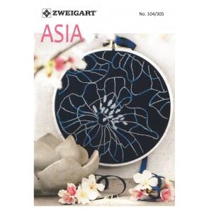 ZWEIGART-Brosch. Asia