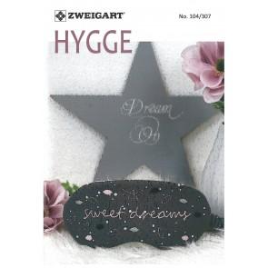 ZWEIGART-Brosch. Hygge